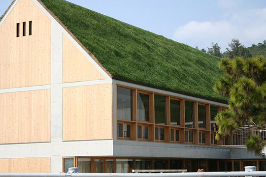 Green Roofs Natural Landscaping Gardening And Landscape Design